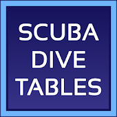 Scuba Dive Tables