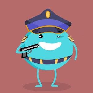 Foolz: on Patrol icon