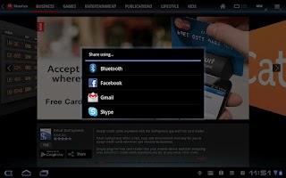 Screenshot of MotoPack by Motorola