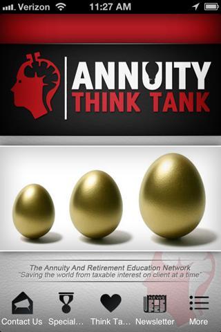 Annuity Think Tank App