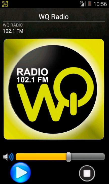 WQ Radio- screenshot