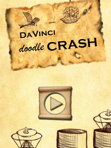 DaVinci Age Doodle Crash