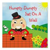 Humty Dunty nursery rhyme