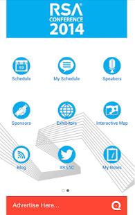 RSA Conference - screenshot thumbnail