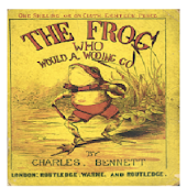 The Frog Who Would A Wooing Go
