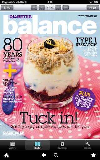 【免費生活App】Diabetes UK Publications-APP點子
