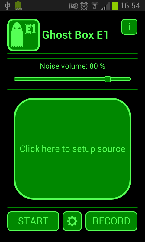 Ghost box e1 spirit evp android apps on google play for Spirit box app android