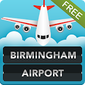 FLIGHTS Birmingham Airport