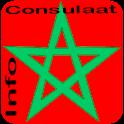 Marokkaanse consulaat info logo