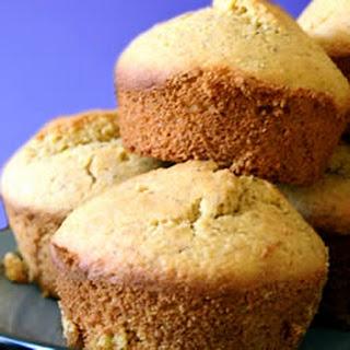 Vegan Corn Muffins