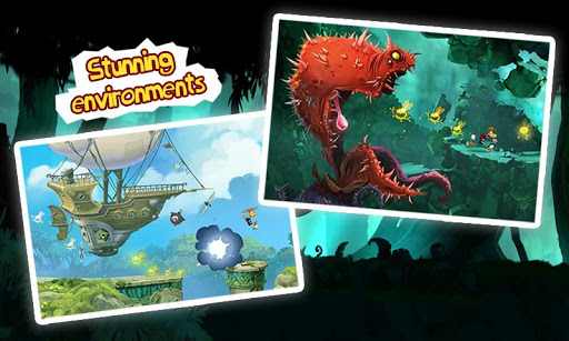 Rayman Jungle Run screenshot 4