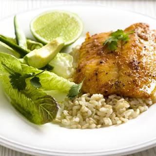 Green Salad With Fish Recipes.