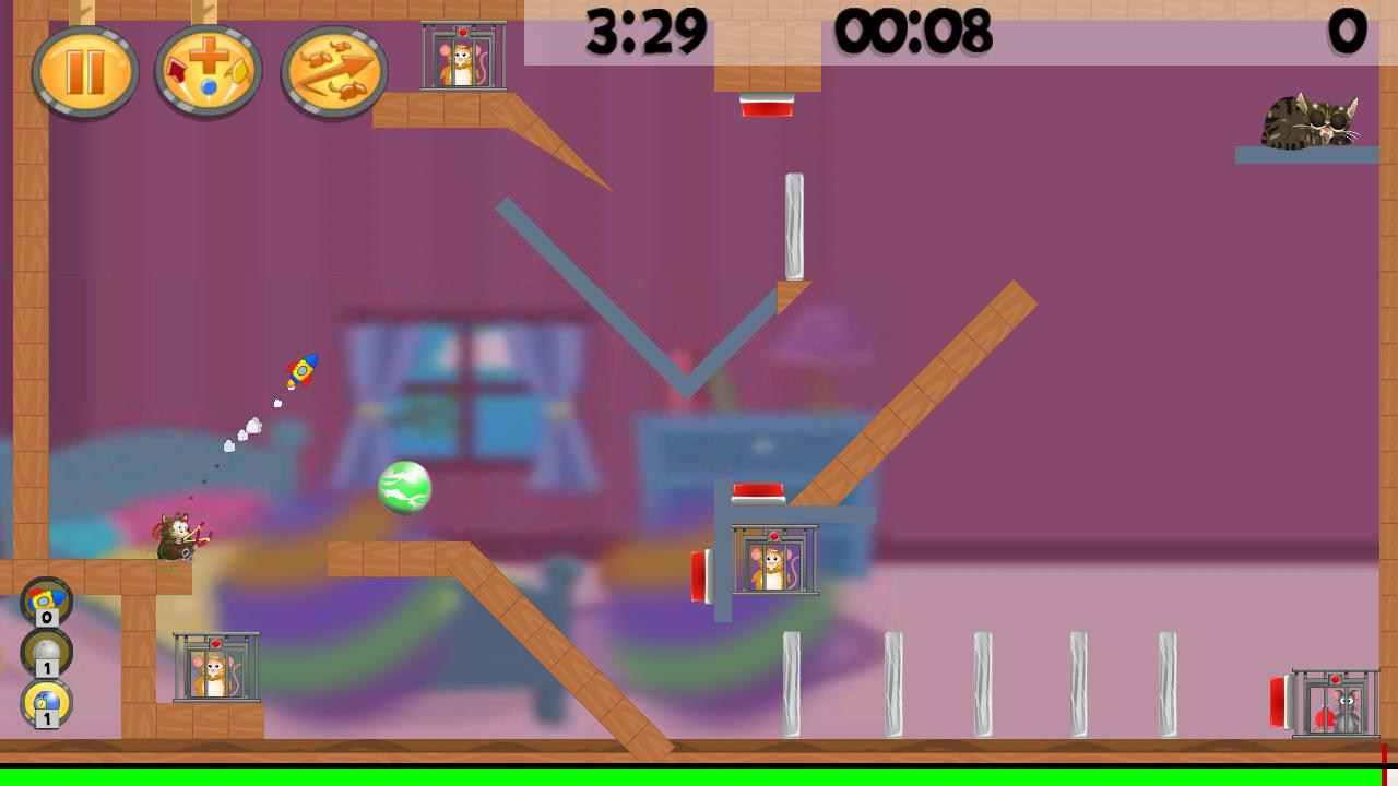 Hamster: Attack! - screenshot