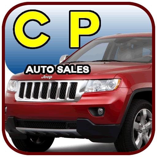 C P Auto Sales LOGO-APP點子