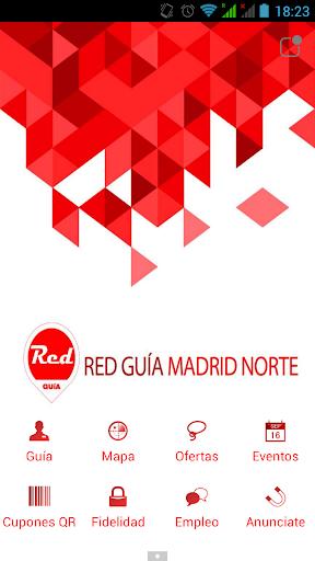 Red Guia Madrid Norte