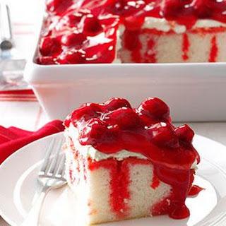Cherry Dream Cake.