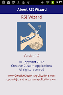 RSI Wizard- screenshot thumbnail