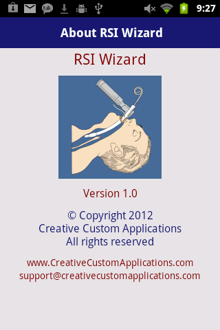 RSI Wizard- screenshot