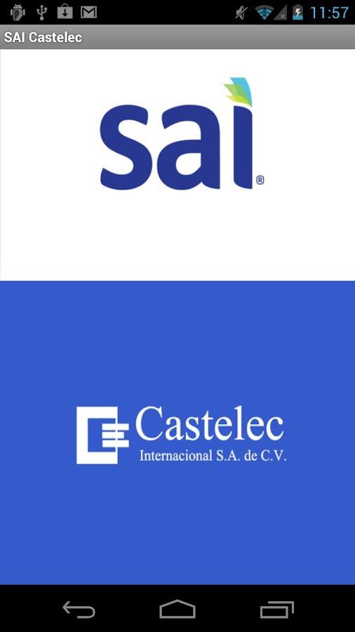 SAI Castelec- screenshot