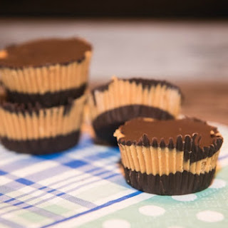 Paleo Nut Butter Cups.