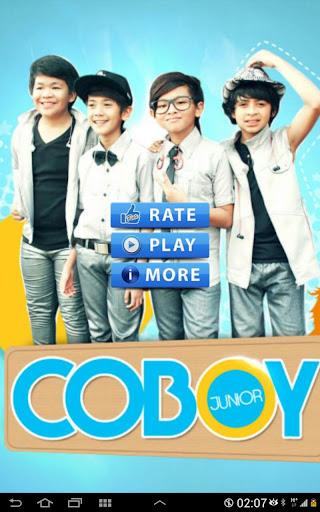 Coboy Junior Game