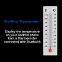 BlueTemp logo