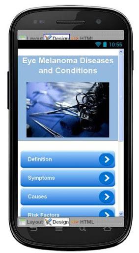 Eye Melanoma Information
