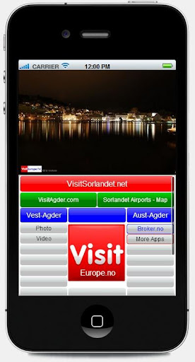 VisitSorlandet VisitEurope.no