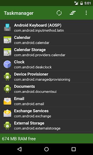 Taskmanager  screenshots 4