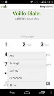 VoilloDialer- screenshot thumbnail