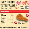 Chicken Theme for ssLauncher icon