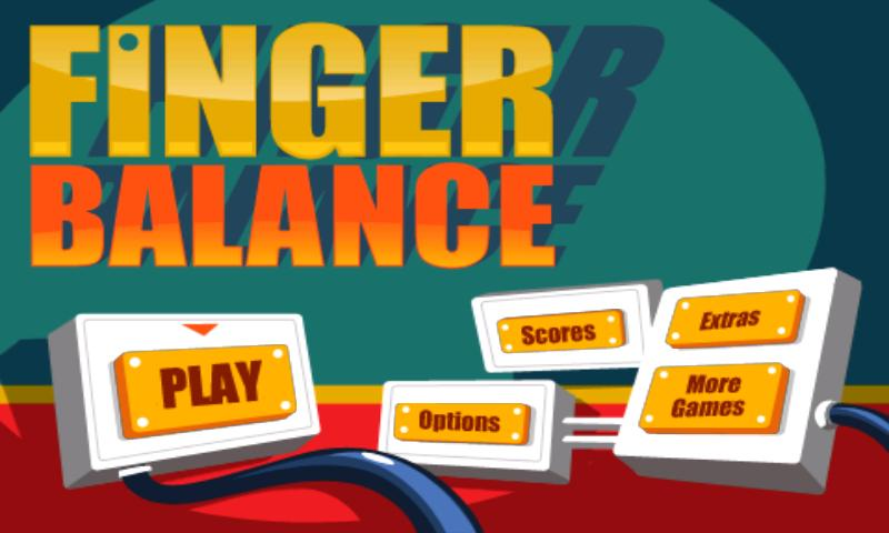 Finger Balance - screenshot