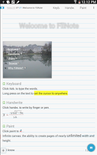 FreeNote 7 - screenshot thumbnail