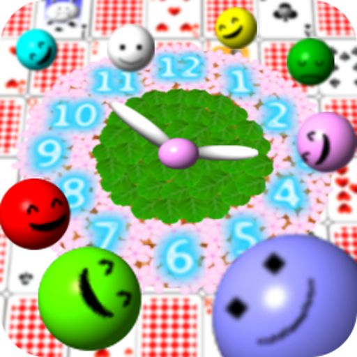CMarbles Card [Clock]