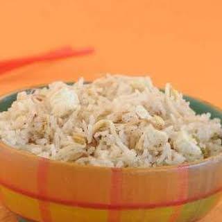 5 Spice Fried Rice.