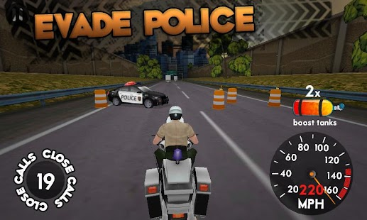 Highway Rider - screenshot thumbnail