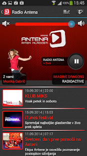 Radio Antena- screenshot thumbnail