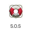 S.O.S icon