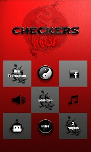 Checkers Ninja