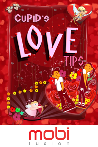 Cupid's Love Tips - screenshot