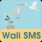 Wali SMS Theme: Mama Stork
