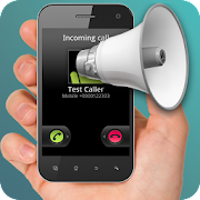 Caller Name Speaker