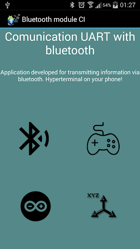 Hyperterminal RS232 PRO