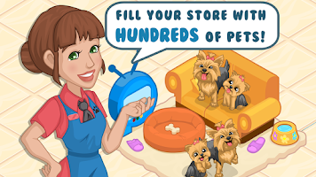 Screenshot of Pet Shop Story™