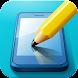 memoApp(手書き・写真・文字入力)-無料版