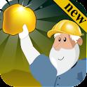 Gold Miner 2 logo