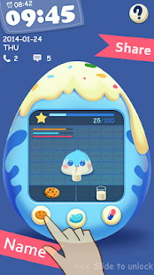 Pet Egg GO Locker Theme - screenshot thumbnail