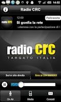 Screenshot of RADIO C.R.C. Targato Italia