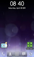 Screenshot of Battery Power Widget
