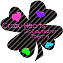 Crazyhearts GoLauncherEX Theme icon
